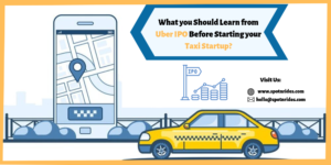 What You Should Learn From Uber IPO Before Starting Your Taxi Startup? – SpotnRides