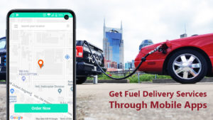 On-Demand Fuel Delivery App – Fuel Delivery Mobile App
