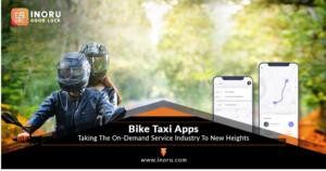 Bike Booking App – Bike Taxi Mobile App