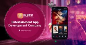 entertainment app development Company