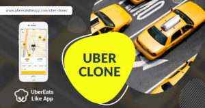 Uber Clone: How to Gain Success in a Taxi Business