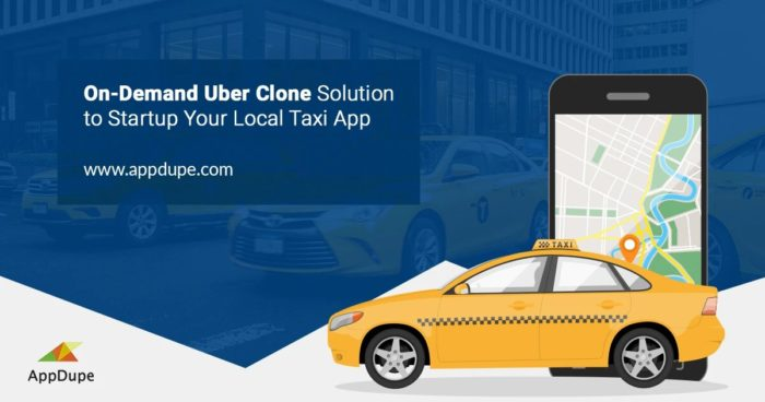 Step by step pointers to help you launch an on-demand taxi app like Uber