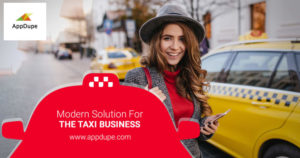 Digital taxi app solution for entrepreneurs to startup a taxi app