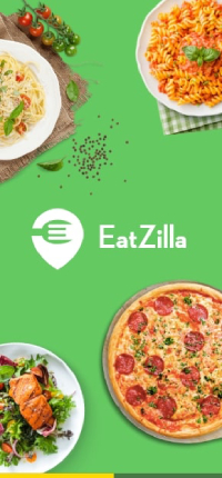 Eatzilla | UberEats Clone Script | AI Powered Food Delivery APP