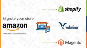 Amazon to Shopify – Amazon to Volusion – Amazon to Magento Integration