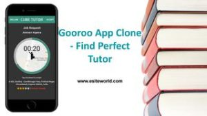 Gooroo App Clone – Find Perfect Tutor