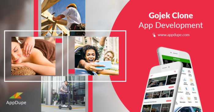 Growing On-demand home service market: Enter the market with a multi-service Gojek clone app