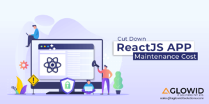 How to Reduce ReactJS App Maintenance Cost? | Aglowid IT Solutions