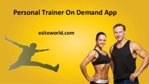 Personal Trainer On Demand App