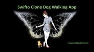 Swifto Clone Dog Walking App
