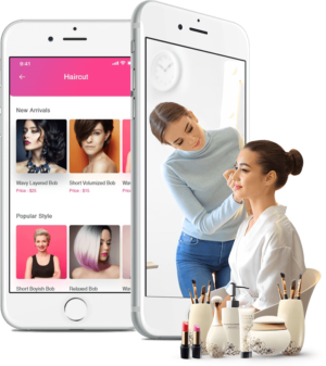 Uber for Beauty app ensures that your saloon/parlour business really booms. Set the right busine ...