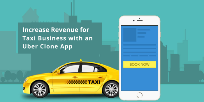 Increase revenue for your cab business with an Uber clone script