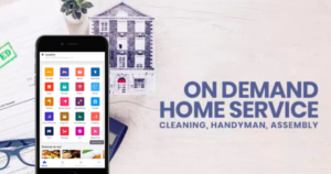 A complete guide to startup an on-demand home services application