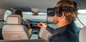 Enhancing The Ride-Hailing Experience With AR & VR – By Andrea Gambier