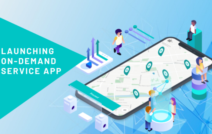 Launching an On-demand Service App: Business model, Features & Benefits