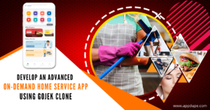 Startup an on-demand home service app with a Gojek clone app