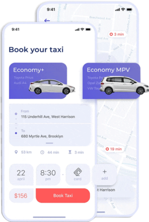 Uber Clone, Uber Clone App, On-Demand Uber Clone