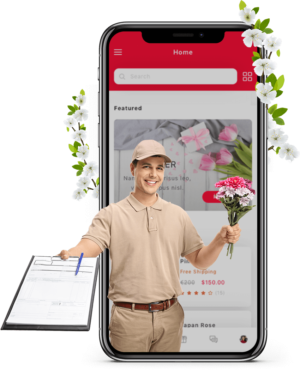 Help your customers to send flowers to their loved ones and families wherever they are by develo ...