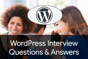 70+ wordPress interview questions in 2019 – Best…