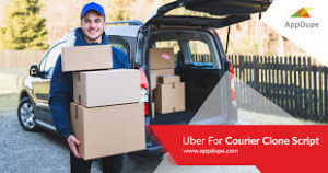 Uber For Courier Services App