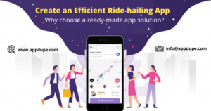 Ready-made app solution for taxi business: Launching your taxi app made easier!