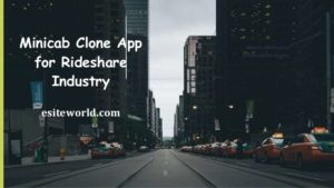 Build Ride-Hailing Business with Minicab Clone App