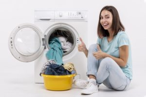 Get On Demand App for Laundry services