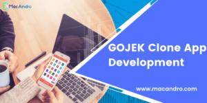 Best Gojek Clone App Development | Macandro
