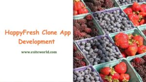 HappyFresh Clone App for Grocery On Demand Delivery Services