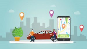 How to initiate a ride-hailing service and sustain in the market?