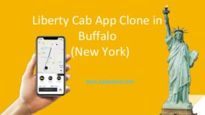 Liberty Cab App Clone in New York