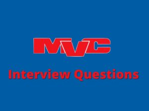 MCV Interview questions MVC (Model-View-Controller) is an application design model comprised of  ...