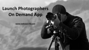 Snappr clone: Uber like Photographer on demand app