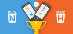 CrowdforApps : Blog -Native App Development vs. Hybrid App Development