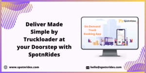 Build Your Own Truck Booking App with SpotnRides