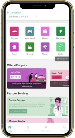 Become a leader in the on-demand service industry with this robust Dunzo clone app. Avail an off ...