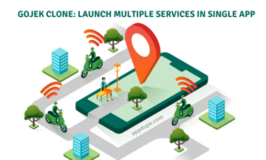 Gojek Clone App: A perfect business opportunity to launch multiple services in single app