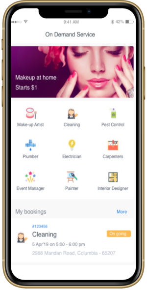 When it comes to on-demand home service apps, look no further than this robust Housejoy clone ap ...