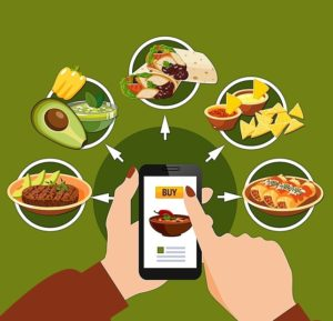 Developing A Food Delivery App   As seen earlier, putting together a food-delivery application i ...