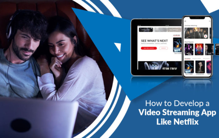 How to Develop a Video Streaming App like Netflix – Amazing Viral News