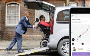 Launching an App like Uber for differently-abled: Crucial aspects to look into this business
