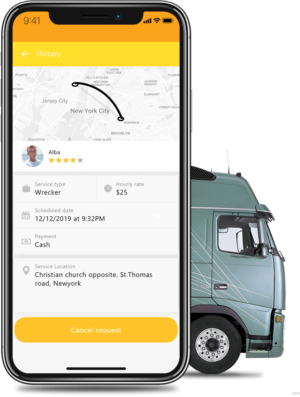 Grow your logistics business to new heights with this all new Lynk clone app. Made for the moder ...