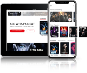 Netflix Clone, Netflix Clone App, Video Streaming App Clone