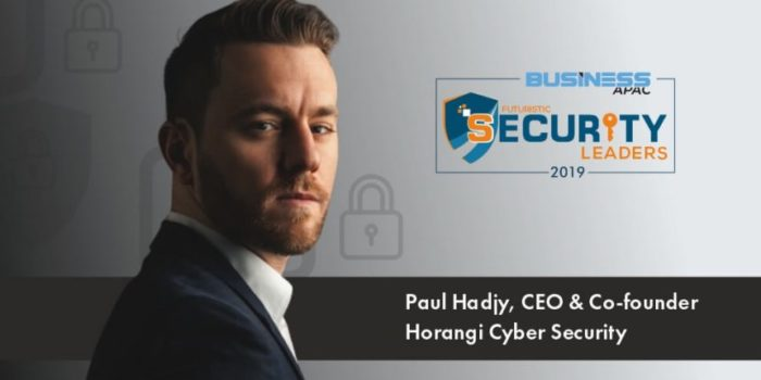 Paul Hadjy: The Cloud Security Trailblazer | Business APAC