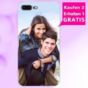 Personalisierte Handyhülle: Für alle iPhone-Typen, Foto Handyhülledeine handyhülle stoßfeste han ...