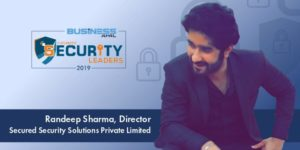 Randeep Sharma: Secured Security Solutions Private Limited