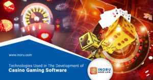 Technologies Used in the Development of Casino Gaming Software | Inoru