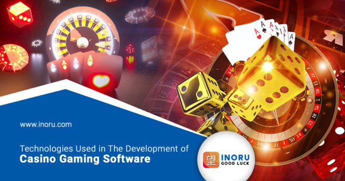 Technologies Used in the Development of Casino Gaming Software   Inoru