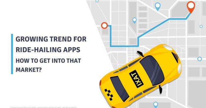 The growing trend for ride-hailing apps: How to get into on-demand ride-hailing app development?