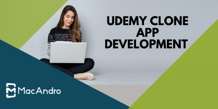 Udemy Clone App – MacAndro